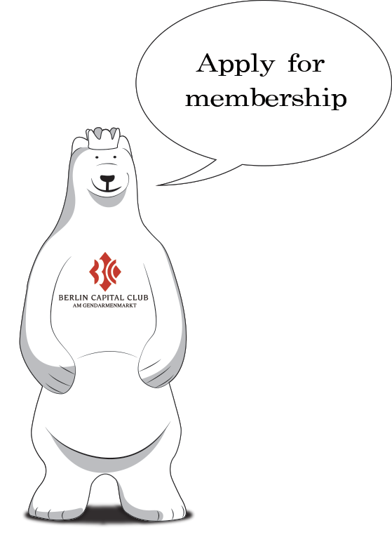 Bear image for membership